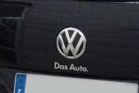 Sticker « Das Auto. » pour Volkswagen