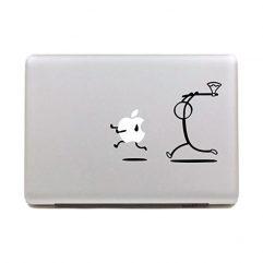 Bonhomme à la hache pour Macbook 13, 15 et 17″
