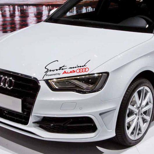 Sticker Sportmind Audi 30cm