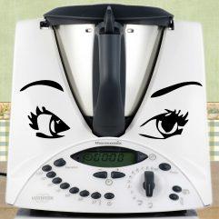 Stickers yeux pour votre Thermomix TM31